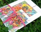 Art Print Gift Set, Sanctuary