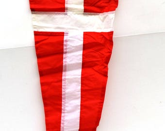 Ship Pennant Nautical Number Pennant #4 Flag Pennant Nautical Man Cave Flag