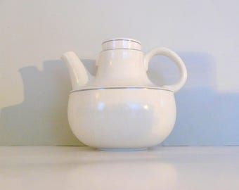 Stig Lindberg Birka Teapot  by Gustavsberg Swedish Vintage teapot