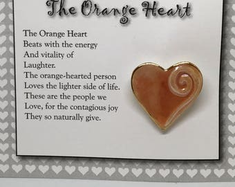 The Heart that spreads joy