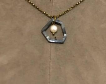 Geo -M Necklace