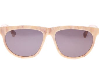 Gambini ladies oversized wayfarer sunglasses, in two stunning color variations NOS 1980s