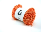 Yarnling per piece : Chaussettes - Candied Clementines