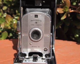 Polaroid Land Camera Model 95 Vintage Instant