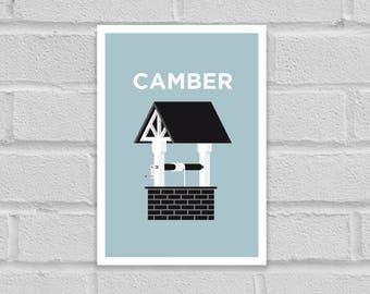 Camberwell Pâté - Giclée Art Print
