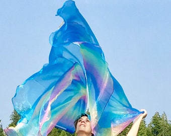 how to make praise dance streamers and flags