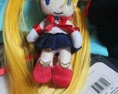 Chbi Sailor moon plush