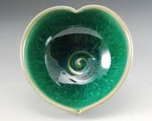 Heart Shaped Handmade Pot...