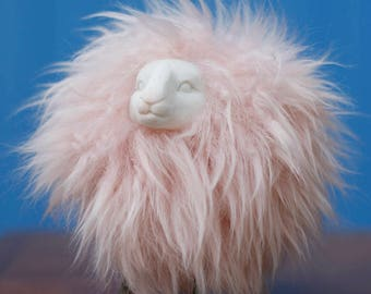 Pink sheep - Arttoy - 3 -