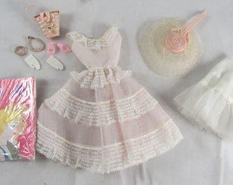 Plantation Belle Barbie Outfit #966 Vintage 1959-1961