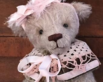 collectible artist teddy bear