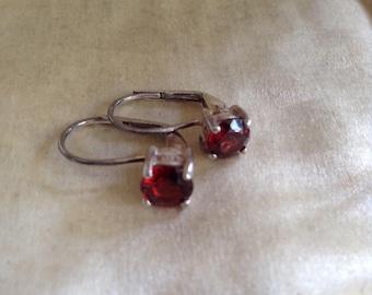 1980's earrings for pierced ears.