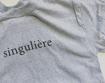 """""""Unique"""" T-shirt"""
