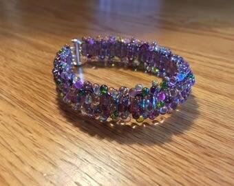 Chunky Bangle Bracelet