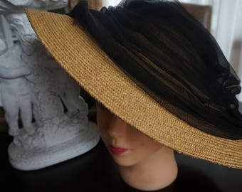 Vintage, Bergdorf Goodman Hat