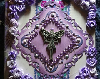 purple fairy journal