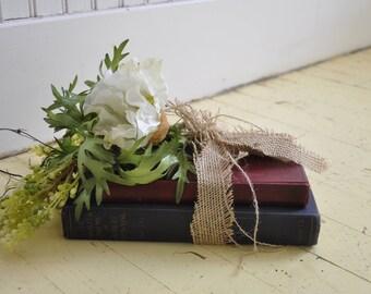 Vintage Hard Back Books of Poetry