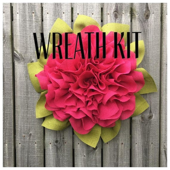 Marigold Wreath Kit, Marigold Wreath Tutorial, Wreath Kit and Tutorial, DIY. Wreath Tutorial, Summer Wreath, DIY Wreath, Front Door Wreath