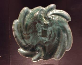 "Blue Mountain Pottery ~ 13"" Dish"