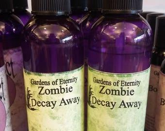Zombie Decay Away Deodorizing Spray 4 oz.