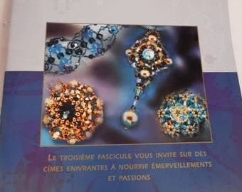 BOOK CRISTALIGNE3 FOR MAKING JEWELRY