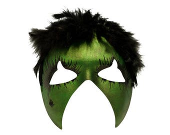 Beryl Masquerade Mask A-2728