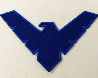 Young Justice Nightwing Patch