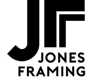 Custom frames, set of 2