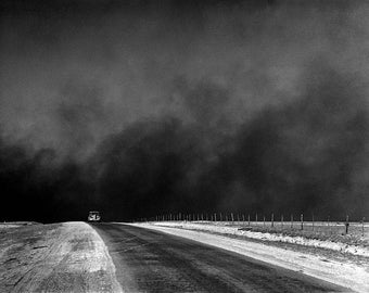 1936 Dust bowl, Texas Panhandle