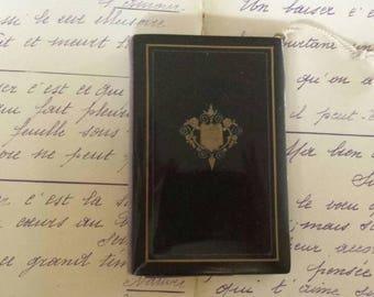 Bouille Carnet de Bal, Bal Book, Note Book antique French