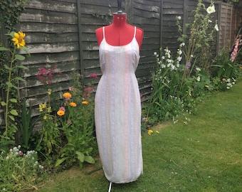 90's Dress - Floral