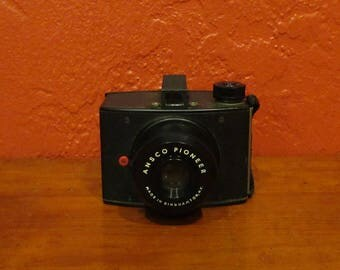 ANSCO Pioneer Vintage Film Camera