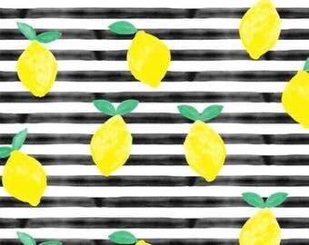 PRÉCOMMANDE couche lavable Citron
