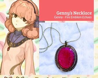 Fire Emblem - Genny Necklace