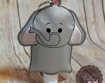 Hand Sanitizer Holder - Elephant