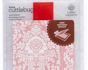 Cuttlebug 2002056 (A2) Embossing Folder and Border, Juliet Damask
