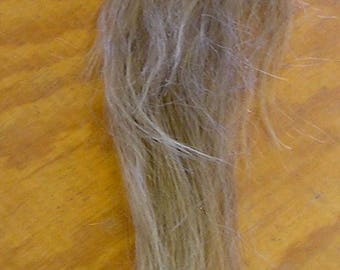 White/Flaxen Horse Tail