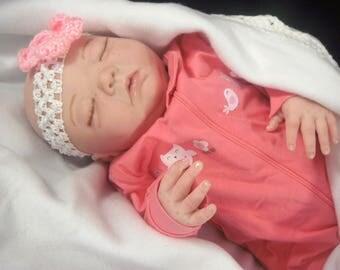 Avery Reborn Custom Doll Denise Pratt Little Darlins Nursery Rita Meese