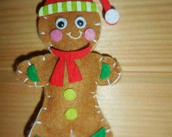 Herbie The Gingerbread Man