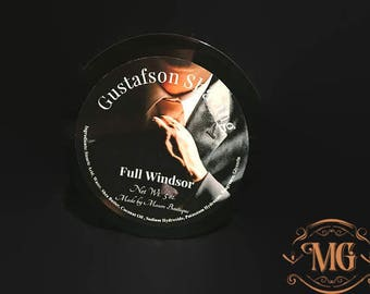 Gustafson Full Windsor Shaving Soap