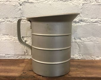 Wear-Ever Aluminum Pitcher