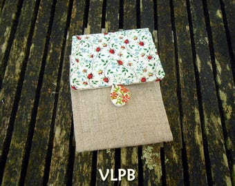 Case origami linen cotton liberty n3