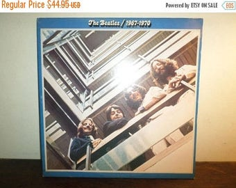 Save 30% Today Vintage 1975 LP Record The Beatles 1967-1970 Apple Records All Rights Reserved Excellent Condition 10307