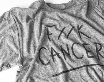 F CANCER tee // gender free