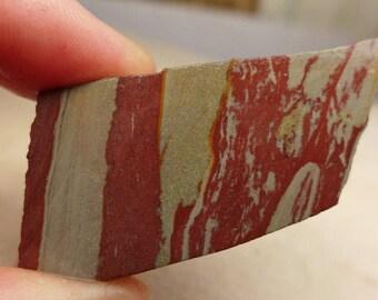 Indian Paint Stone - Preform Cabochon