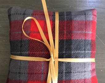 Red Flannel Handwarmers