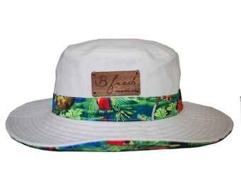 Sloth Bucket Hat