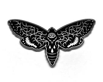 Vein Moth Pin