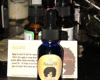 Severe Strength Antiviral Oil