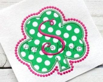 Girls St. Patrick's Day Sample Shirt, Shamrock Shirt, Sample Sale
